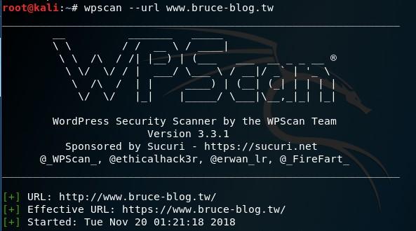 WPScan & WPScans