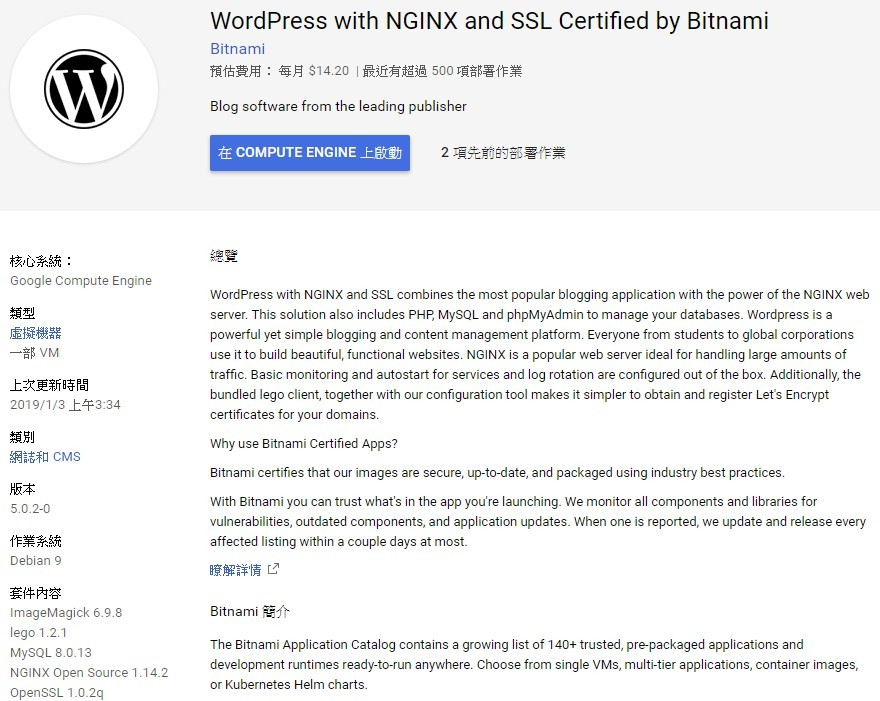 WordPress with NGINX and SSL